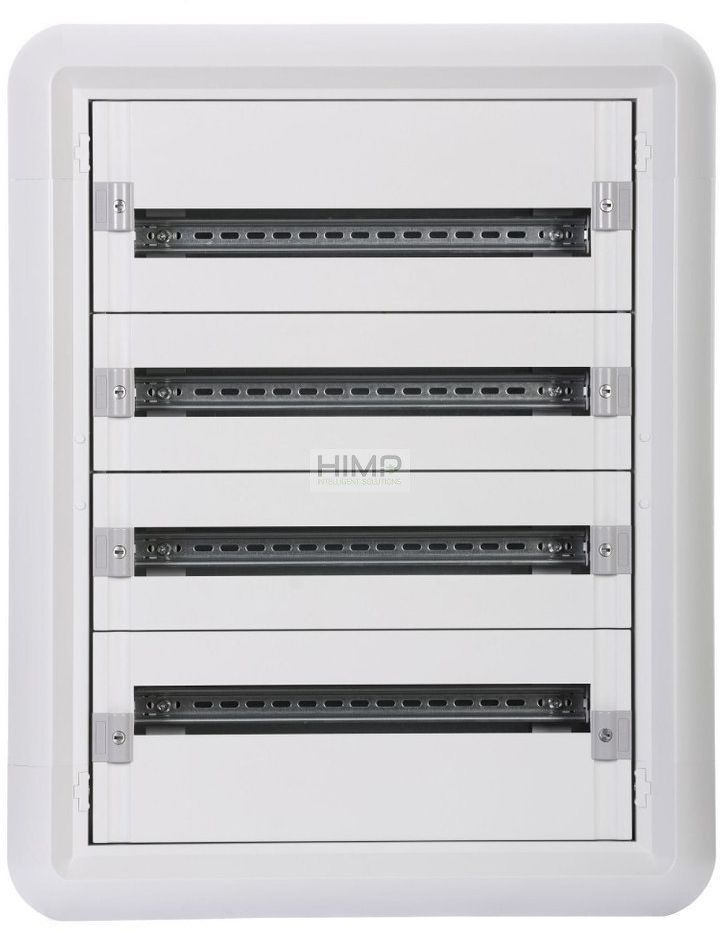 Rozdzielnica podtynkowa 4x24 modułowa 4R IP30 XL3 160 Legrand 020064