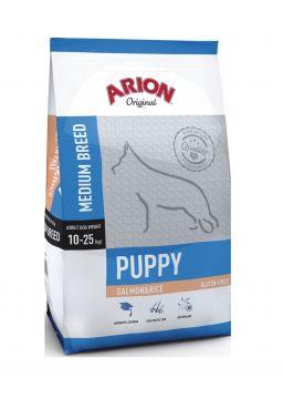 Arion Original Salmon & Rice Medium Puppy 12 kg
