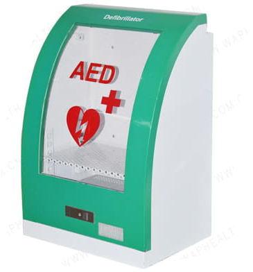 Szafka na AED zewnętrzna, podgrzewana SENDPOL