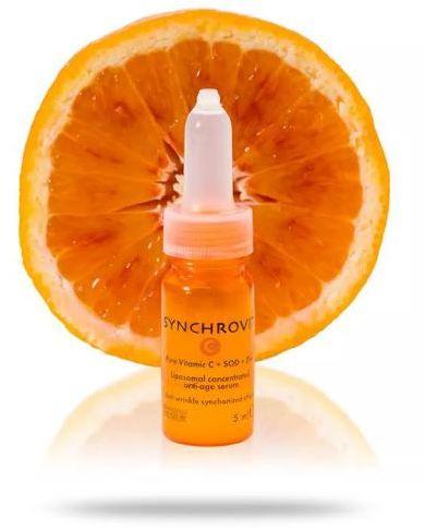 Synchroline Synchrovit C skoncentrowane serum liposomowe 5 ml