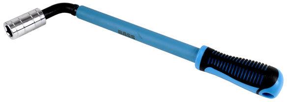 Klucz do kół rozsuwany mocny 17mm 19mm