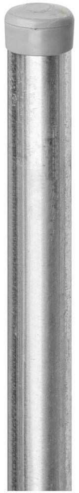 Słupek ogrodzeniowy do siatki 4,2 x 200 cm ocynk ARCELOR MITTAL