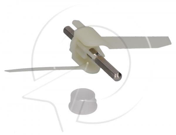 Wałek napędowy z zabierakiem tarcz malaksera do robota kuchennego Bosch 00630760