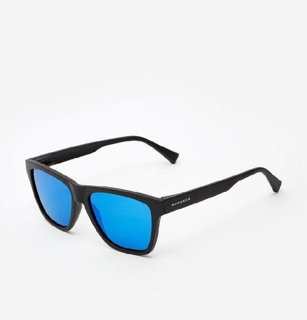 HAWKERS- Sportowe okulary przeciwsłoneczne Rubber Black Sky One Ls HA-LIFTR07