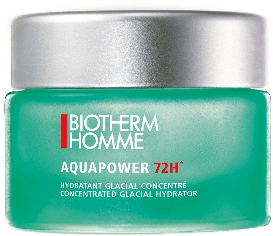 Biotherm Homme Aquapower żelowy krem nawilżający 72 godz. 50 ml