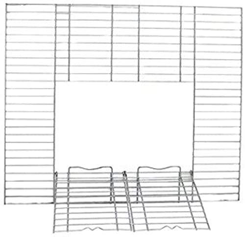 Vision przedni grill druciany z drzwiami do obserwacji M11/M12 klatki dla ptaków