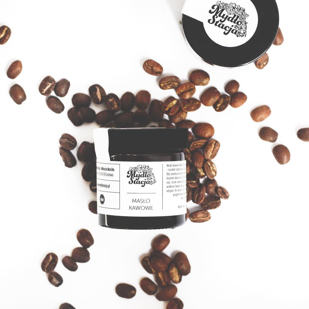 Mydłostacja Masło Kawowe 60 ml