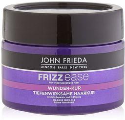John Frieda Frizz Ease Wunder-Kur  głęboko skuteczna kuracja do włosów  zawartość: 250 ml  do niesfornych włosów  intensywna naprawa i wzmocnienie
