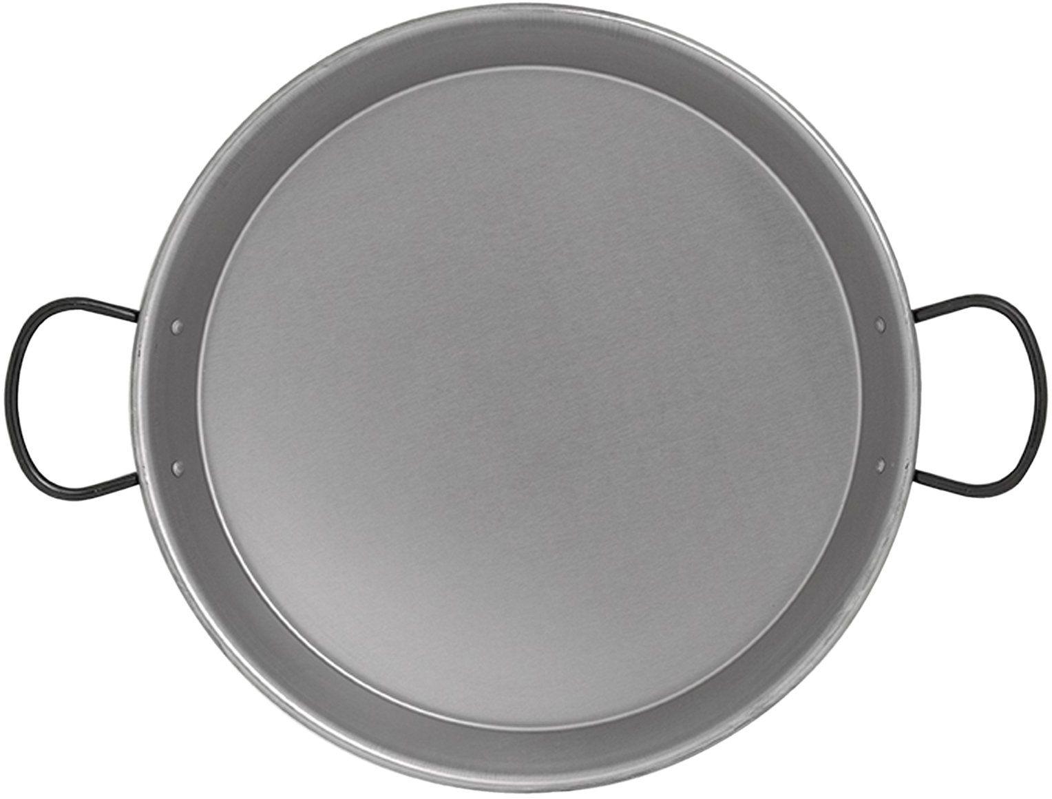 Imex El Zorro 63043 polerowana patelnia Paella do kuchenek indukcyjnych, 36 cm