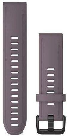 Garmin pasek Fenix 6S 20mm QuickFit (purpurowy)