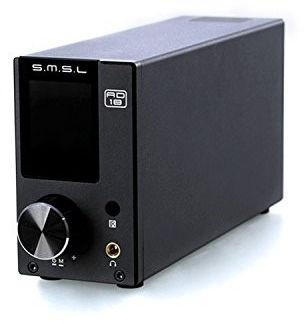 SMSL AD-18 cyfrowy wzmacniacz Bluetooth NFC PILOT +9 sklepów - przyjdź przetestuj lub zamów online+