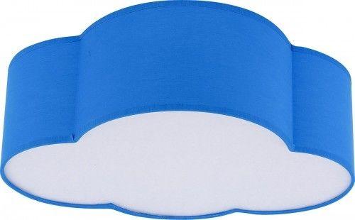 Cloud Mini plafon 2-punktowy niebieski 4230