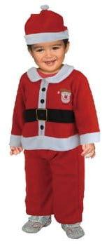 Kostium Małego Mikołaja