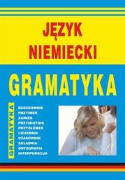 Język niemiecki. Gramatyka - Ebook.