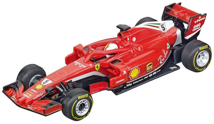 "Carrera GO!!! - Ferrari SF71H ""S.Vettel, No.5"" 64127"