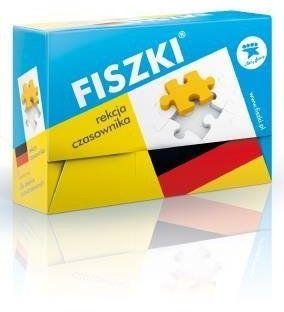 Niemiecki. Fiszki - Rekcja czasownika w.2013 - Kinga Perczyńska