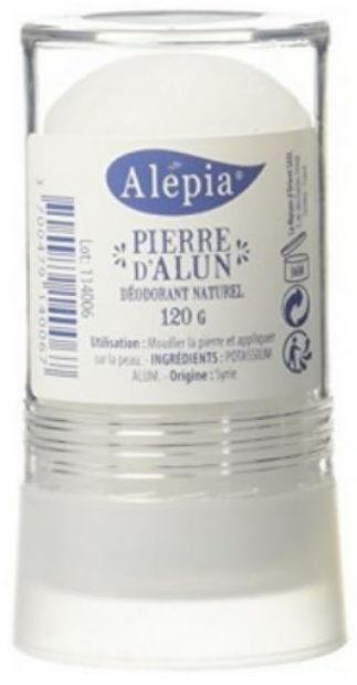 Dezodorant ałun naturalny 120 g - alepia