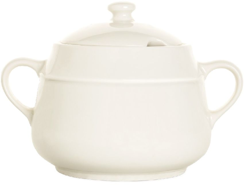 Waza do zupy porcelanowa CREMA