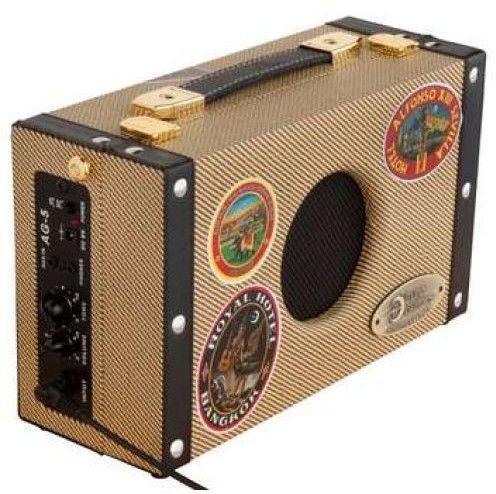 Luna AG-5 Wzmacniacz walizkowy do gitary akustycznej - Wyprzedaż! -15%