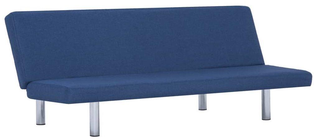 Sofa minimalistyczna Melwin 2X  niebieska