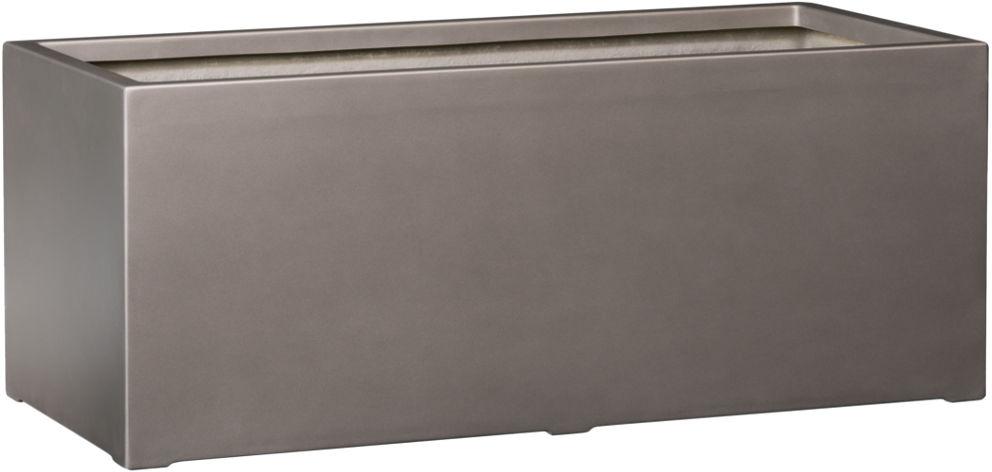 Donica z włókna szklanego D913B szary mat