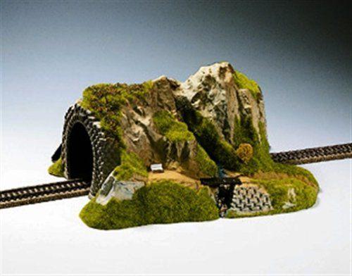 Noch 02200 34 x 27 cm proste modelowanie tunelu jednościeżkowego