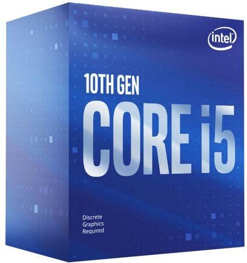 Intel Core i5-10400F BOX (BX8070110400F) - Kup na Raty - RRSO 0%