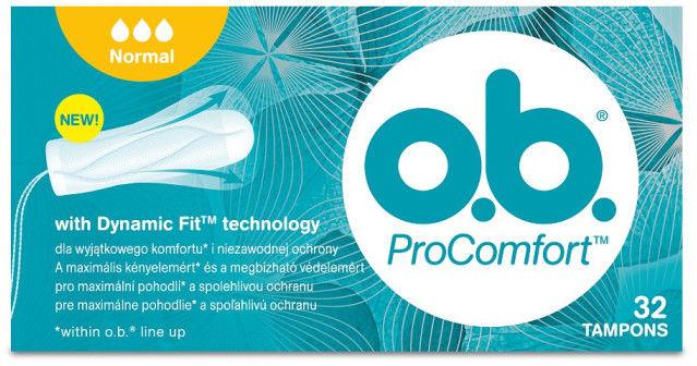 o.b.Tampony ProComfort Normal 32szt