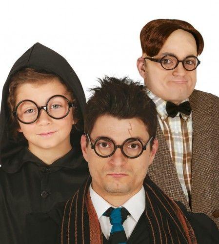 Okulary Kujona, Profesora, Czarodzieja