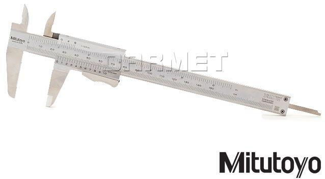 Suwmiarka 150 mm z noniuszem 0,05 mm - MITUTOYO 531-122