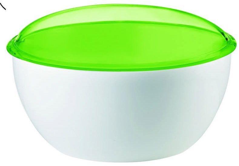 Guzzini - gocce - pojemnik na ciastka, zielony - zielony