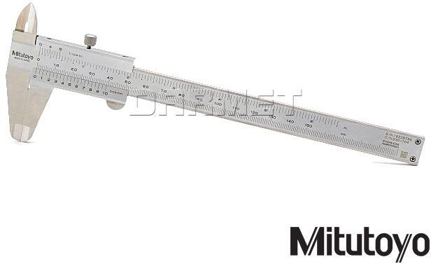 "Suwmiarka 150 mm / 6"" z noniuszem 0,05 mm - MITUTOYO 530-104"