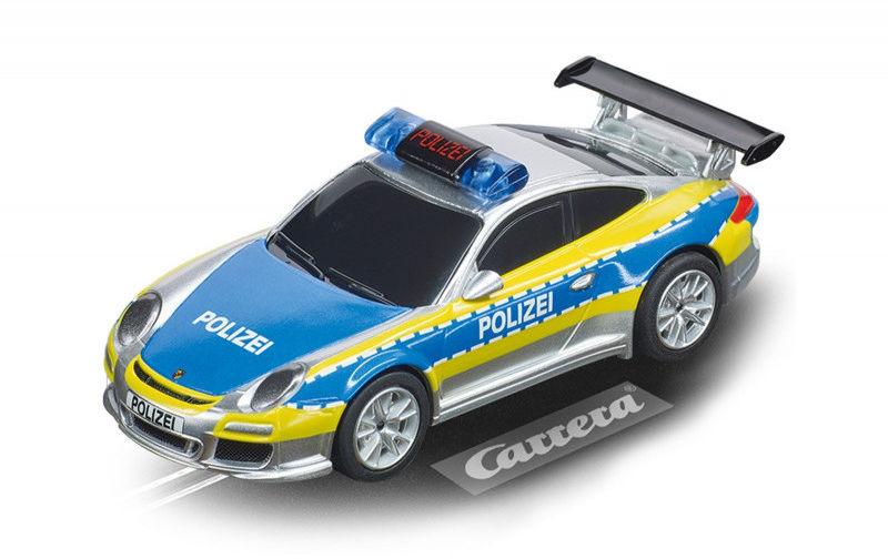 Carrera GO!!! - Porsche 911 GT3 Polizei 64174