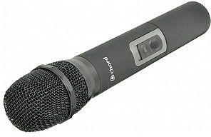 Mikrofon bezprzewodowy UHF doręczny Chord NU4-HT863.42