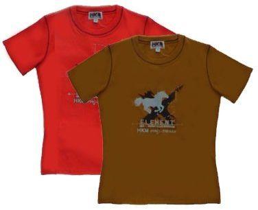 Koszulka T-shirt Pro-Team młodzieżowa - HKM