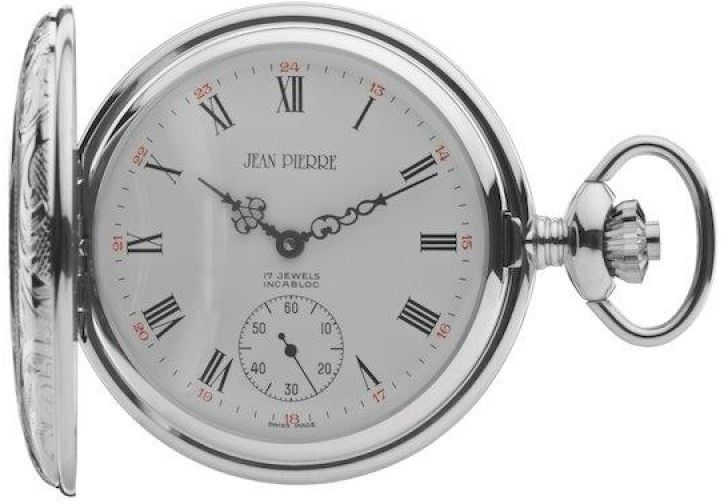 Zegarek uniwersalny Jean Pierre Half Hunter Pocket JP-G100CM