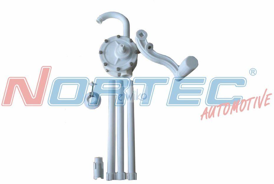33200 - ręczna pompa rotacyjna do substancji agresywnych