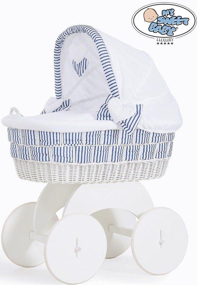 Kosz Mojżesza Marina 70102907-My Sweet Baby, kosz dla niemowlaka