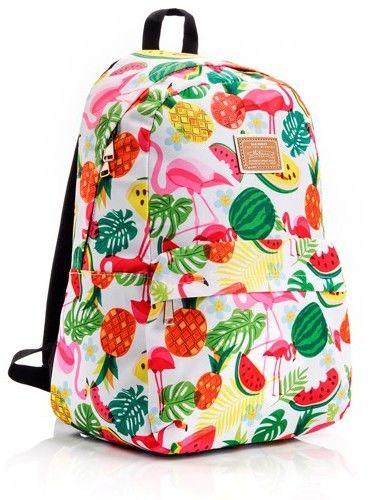Plecak szkolny miejski Meteor Fruit 19 l