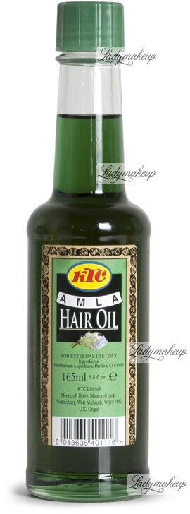 KTC - AMLA HAIR OIL - Olej do włosów z aromatem z owoców Amla