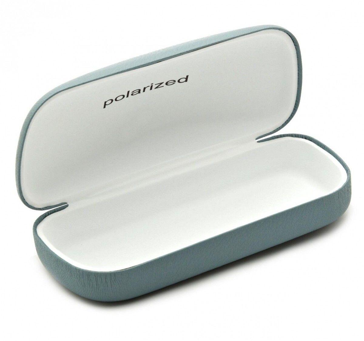 Twarde etui Futerał na okulary PolarZone kolor morski