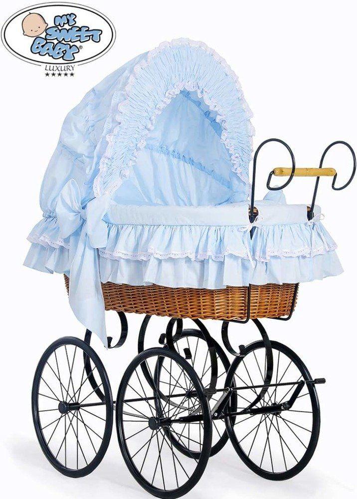 Kosz Mojżesza Victoria 2100172-My Sweet Baby, kosz dla niemowlaka