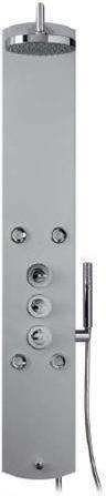 Lex-B Tres panel natryskowy z deszczownicą termostat - 1.93.123 Darmowa dostawa