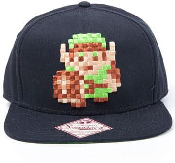 Czapka The Legend of Zelda - Link 8bit