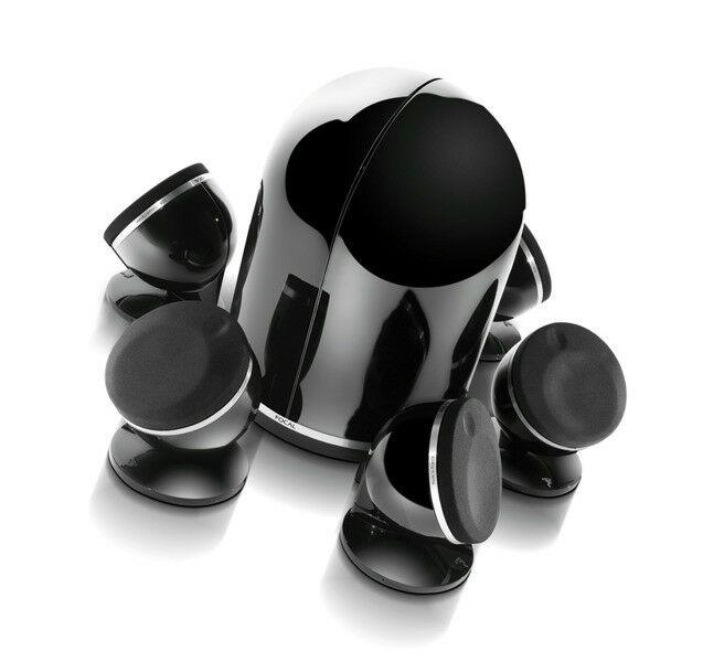 Zestaw głośników Focal DOME 5.1 - czarny + UCHWYT i KABEL HDMI GRATIS !!! MOŻLIWOŚĆ NEGOCJACJI  Odbiór Salon WA-WA lub Kurier 24H. Zadzwoń i Zamów: 888-111-321 !!!