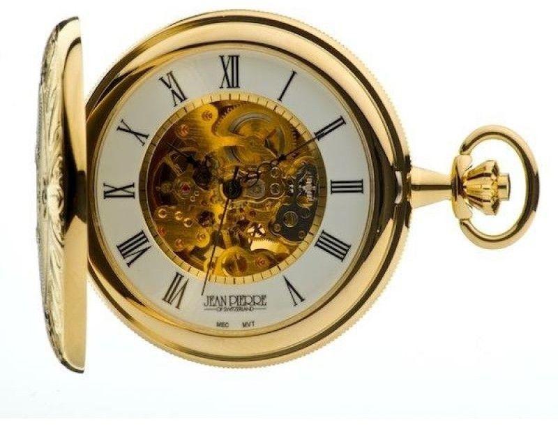 Zegarek uniwersalny Jean Pierre Double Hunter Pocket JP-G251PM