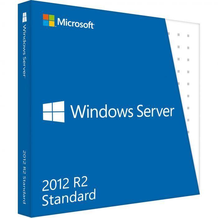MICROSOFT WINDOWS SERVER 2012 STANDARD X64 2CPU/2VM POLISH OEM O (P73-05335)