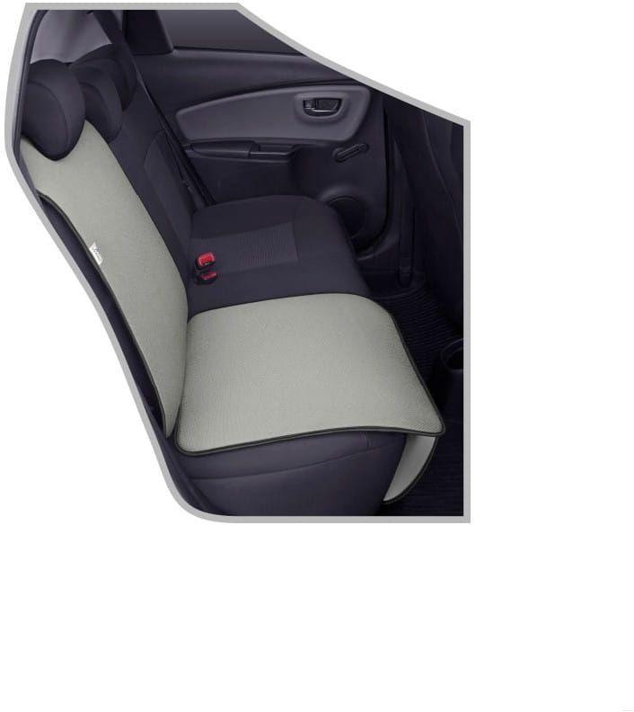 Ochronna mata pod fotelik samochodowy Junior beżowa