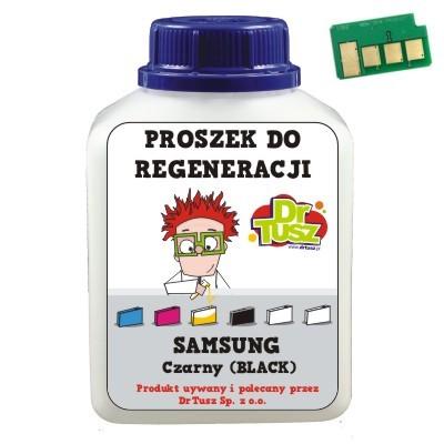 Proszek + Chip do regeneracji wkładu Samsung MLT-D101S (SU696A) (Czarny) - DARMOWA DOSTAWA w 24h