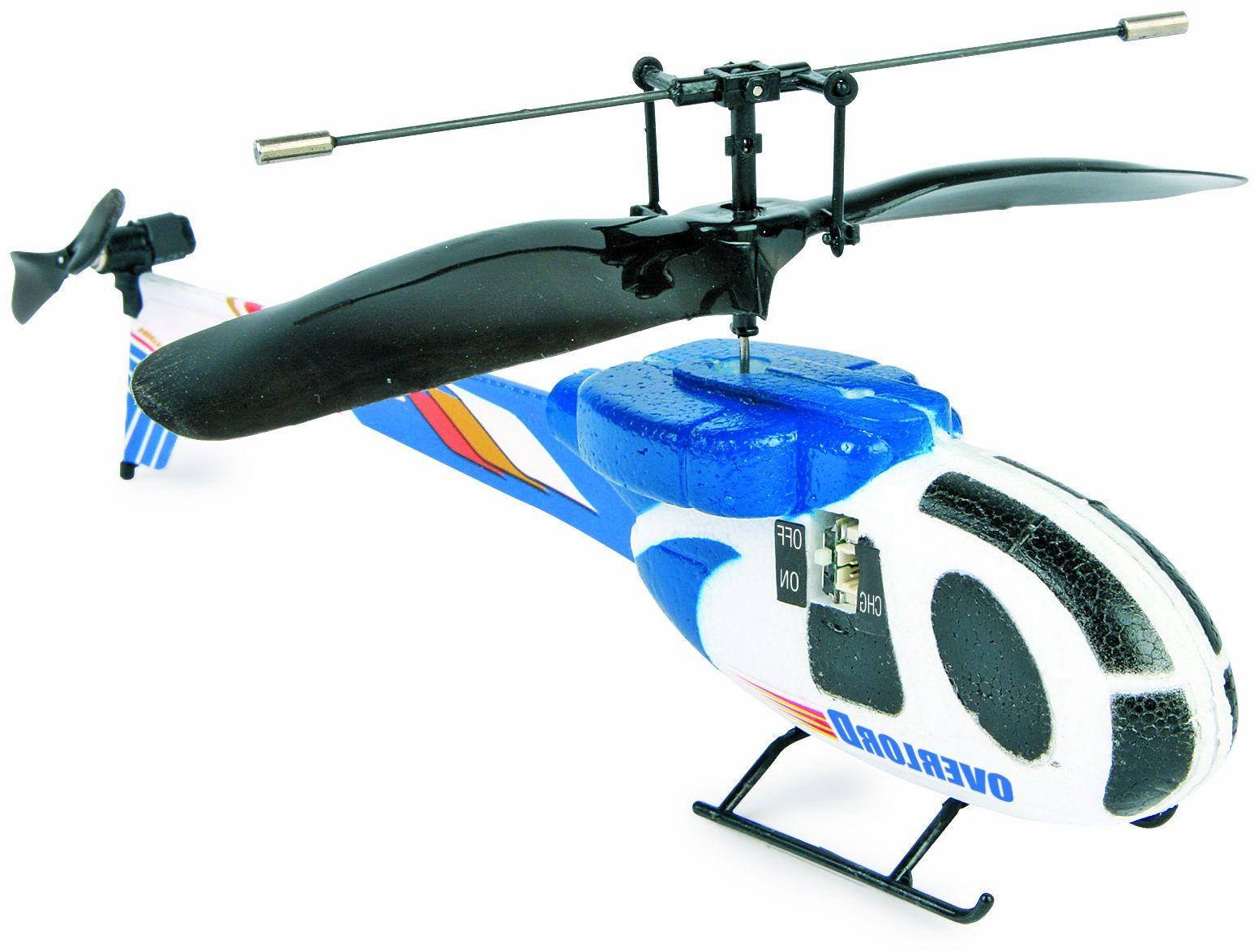 small foot Zdalnie sterowany helikopter na podczerwień, 2650, niebieski